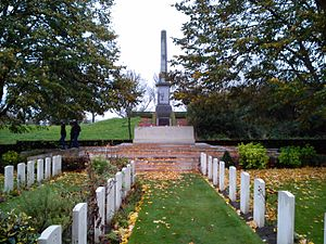 Site John McCrae - 49th Infantry Division Memorial