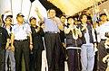 Yudhoyono campaign rally 2004.jpg