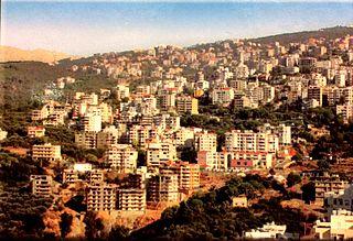 Zakrit Place in Mount-Lebanon, Lebanon