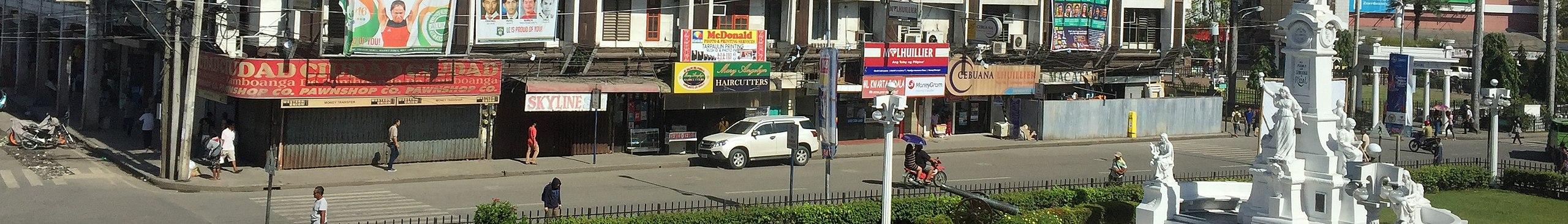 Zamboanga (city) – Travel guide at Wikivoyage