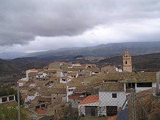 Zarra, Valencia Municipality in Valencian Community, Spain