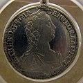 Zecca fiorentina, moneta in argento, 1756, da s.piero in mercato.JPG