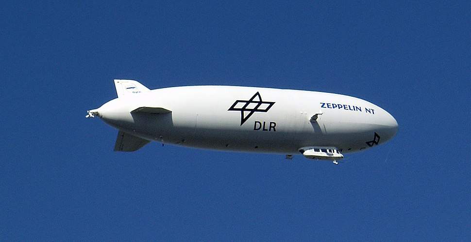 Zeppelin nt dlr