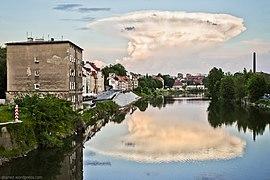 Zgorzelec - widok z Mostu Staromieskiego na Przedmieście Nyskie - panoramio.jpg