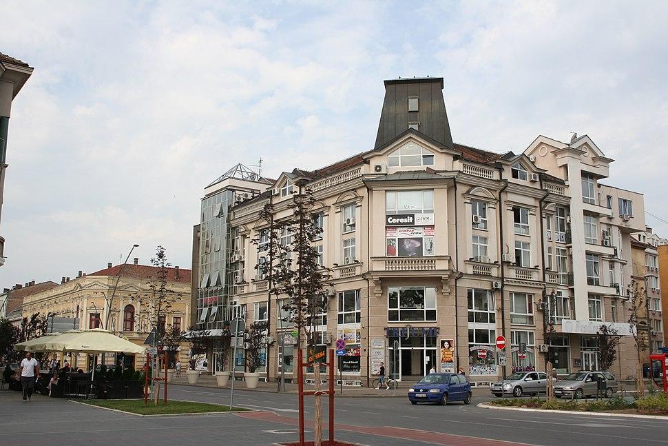 Zgrada Trijumf, Šabac 003