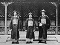 Zhang Baixi Yuan Shikai Zhu Qiqian.jpg