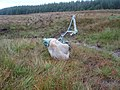 """Erratic"" Sculpture in Cairnsmore of Fleet National Nature Reserve. - geograph.org.uk - 1115508.jpg"