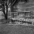 """""""Gare"""" za spredaj in zadaj na lojtrskem vozu, Brlog 1956.jpg"""