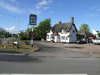 "Cotton End - Image: ""The Bell"" geograph.org.uk 428175"