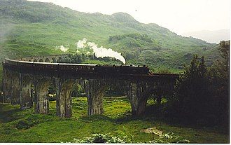 Sir Robert McAlpine - The Glenfinnan Viaduct