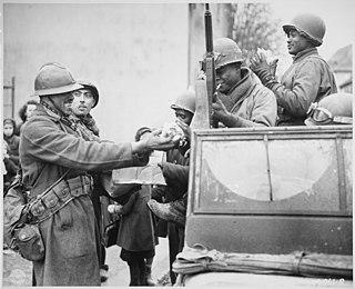 Colmar Pocket WW2 battle in Alsace, France (1945)