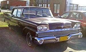 Meteor (automobile) - Image: '59 Meteor