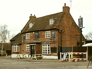 The Tilbury, Datchworth - The Tilbury in 2008