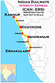 (Kannur - Ernakulam) Intercity Express Route map.jpg