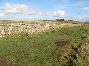 Milecastle 39 - The site of Turret 39A