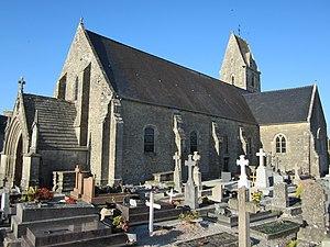 Église Saint-Georges d'Yvetot-Bocage.
