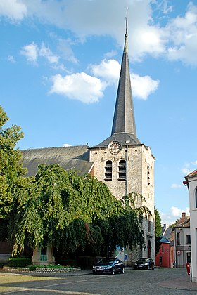 Image illustrative de l'article Église Saint-Georges de Grez-Doiceau