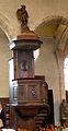 Église Saint-Lucien de Méru chaire 2.JPG
