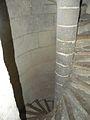 Église Saint-Sulpice de Chars escalier clocher 2.JPG