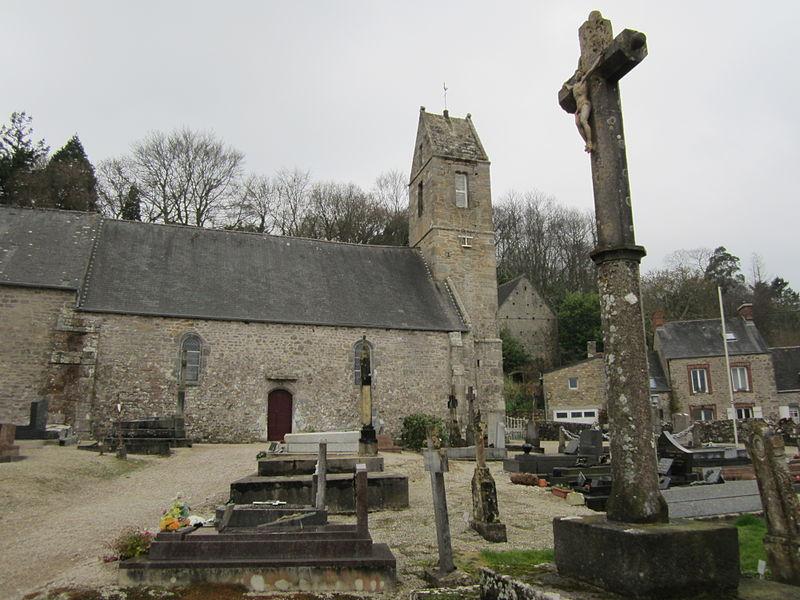 église Sainte-Marie (ou Notre-Dame) du Vicel