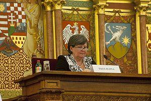 Ilona Ékes - Image: Ékes Ilona 2011 11