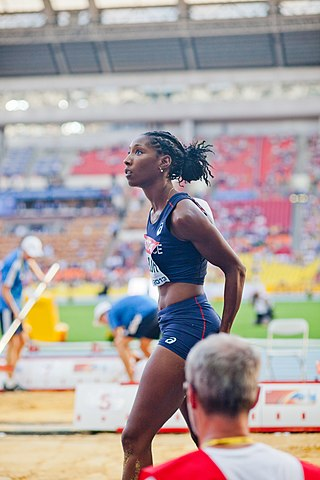 Éloyse Lesueur (2013 World Championships in Athletics) 01.jpg