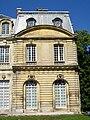 Épinay-Champlâtreux (95), château de Champlâtreux, façade est, pavillon nord.jpg