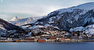 Meløy Municipality in Nordland, Norway
