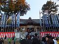Ōmiya Hachiman Shrine (Miki) Shrine in 2013 05.JPG