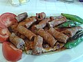 Şiş köfte with tomato sauce.jpg