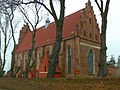 Żarnowiec, klasztor, 4 ćw. XIII, 1 poł. XIV, 1897-1907, 1959, 1976 08.JPG