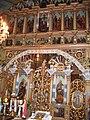 Іконостас церкви Введення в храм Пресвятої Богородиці (дер.), 1860р., с. Старий Яричів.jpg