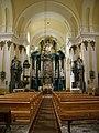 Інтер'єр костелу Внебовзяття Діви Марії.jpg