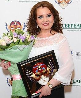 Albina Shagimuratova Russian singer