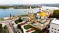 Ансамбль Богоявленского собора вид с воздуха 02.jpg