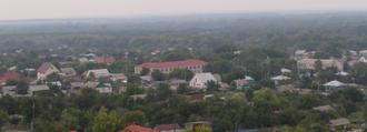 Alexeyevsky District, Volgograd Oblast - The stanitsa of Arzhanovskaya in Alexeyevsky District