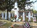 Братская могила воинов в д.Сухая Нива, погибших в период Второй мировой войны.jpg