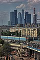 Вид на сити со стороны смотровой площадки у РАН. - panoramio.jpg