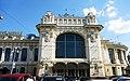 Витебский вокзал. Вид с Загородного проспекта..jpg