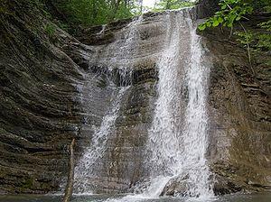 Krasnodar Krai - Pshadskiye Waterfalls