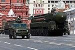 Военный парад на Красной площади 9 мая 2016 г. 0500 121.jpg