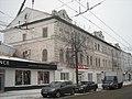 Гостиница Зимина-6 улица Крестовая, 25 - переулок Преображенский, 2, литер А, Рыбинск.jpg