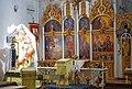 Грецька Всіхсвятська церква Іконостас фото 05.jpg