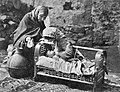 Грузинка с младенцем. Грузия. Грузины. Фотограф Д.А. Никитин. 1881 г.jpg