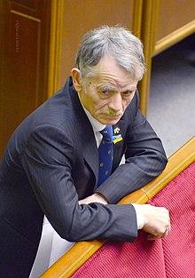 Мустафа Джемилёв