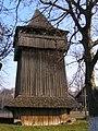 Дзвіниця церкви Здвиження Чесного Хреста, м.Дрогобич.JPG