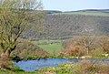 Жнибороди - Вигляд з урочища «Вірлиська» (від ставка) на урочище «Долину» (хутір Млинки) - 11044214.jpg