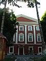 Замок Холоневських (центральний вхід).JPG