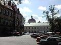 Купол храму Пресвятої Євхаристії УГКЦ. - panoramio.jpg