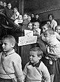 Ленинград. Воспитательница ленинградского детского сада № 58 И.К. Лирц с детьми.jpg
